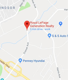 Royal LePage Generation Realty Office Location